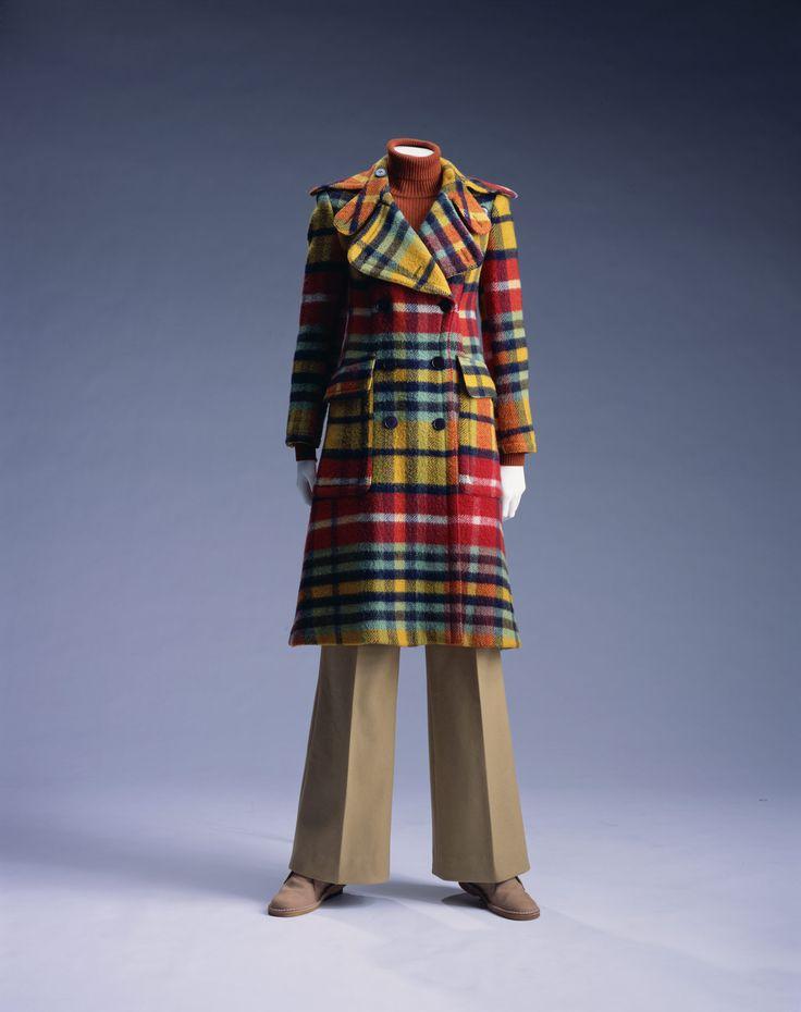 Coat Daniel Hechter c. 1970