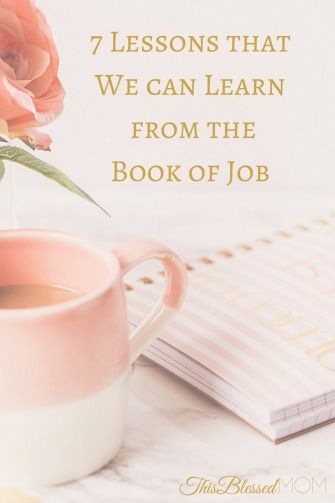 7 Lessons About Hardship That We Can Learn From The Book Of Job