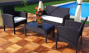 Groupon - Swing&Harmonie Polyrattan-Sitzgruppe Rio inkl. Versand ab 169 € (bis zu 43% sparen) in [missing {{location}} value]. Groupon Angebotspreis: 169€
