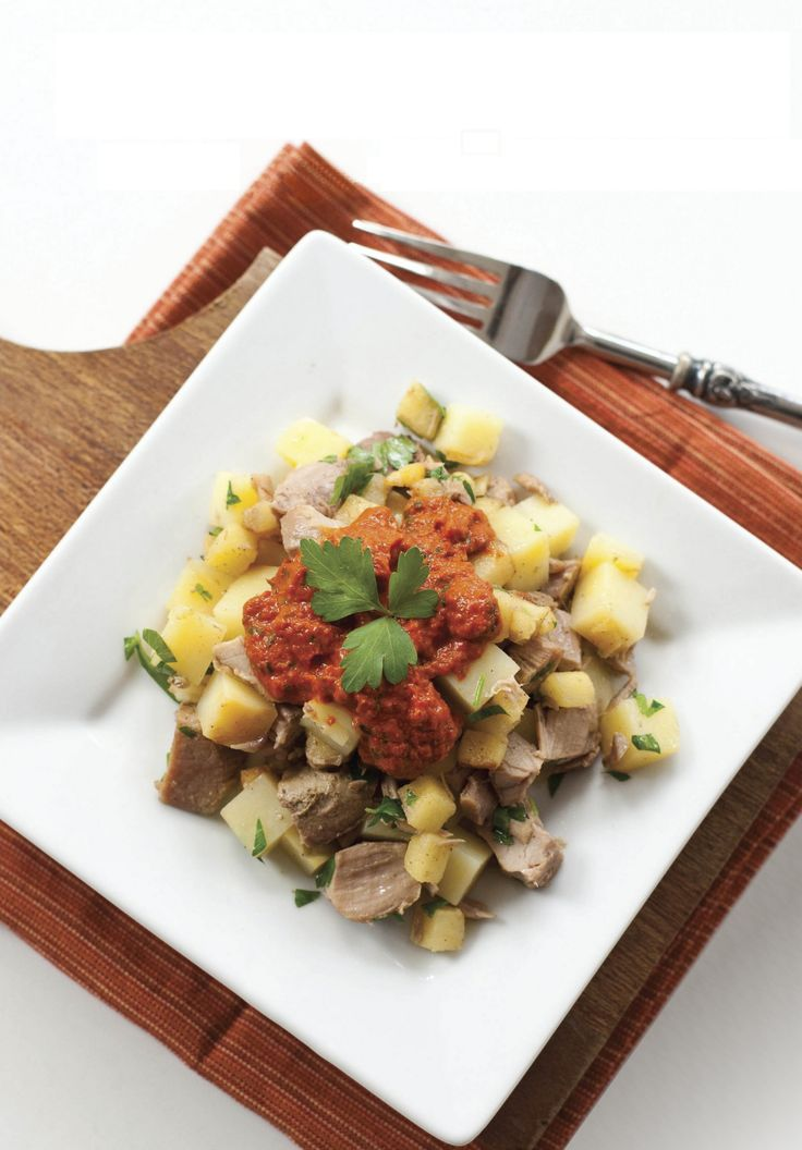 {New} Epic Quinoa Hash, courtesy of @ColeneChow at Heirloom Vegetarian in Vancouver BC. http://wp.me/p27DQf-1dn