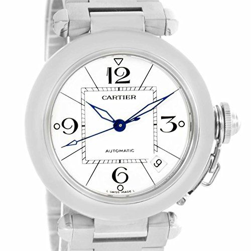 Women's Certified Pre-Owned Watches - Cartier PASHA automaticselfwind womens Watch W31074M7 Certified Preowned *** Want additional info? Click on the image.