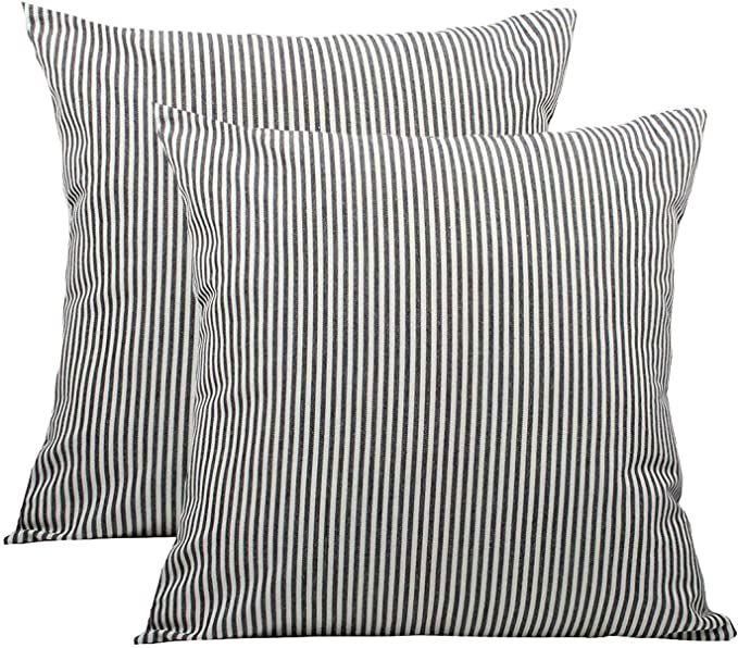 26+ Lush decor farmhouse stripe throw info