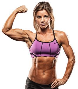 Bodybuilding.com - Fitness 360: Jen Jewell, Nutrition Program (she has a normal, easy to follow diet plan!)