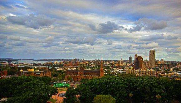 Sydney's sacred landscape