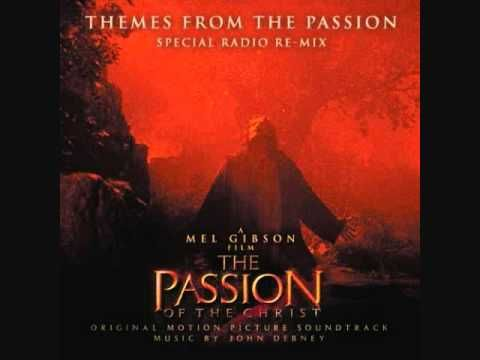 Themes from The Passion (Radio Remix) - The Passion of the Christ is the soundtrack, on the Sony label of the 2004 Academy Award-nominated film The Passion of the Christ starring James Caviezel, Maia Morgenstern, Christo Jivkov, Hristo Shopov, Francesco DeVito and Monica Bellucci. The original score was composed by John Debney.  The album was nominated for the Academy Award for Best Original Score.