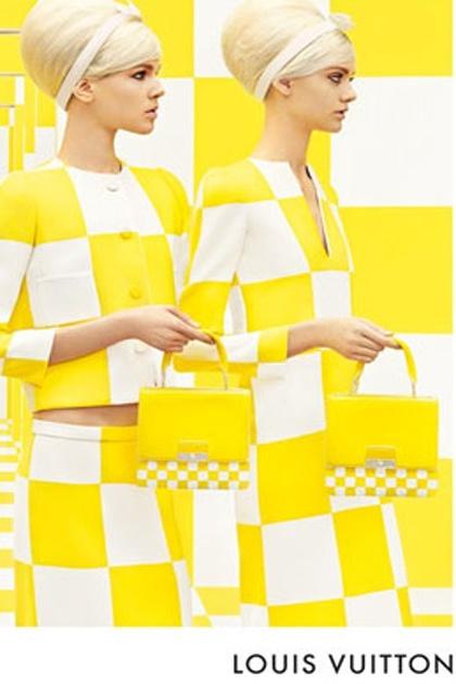 Louis Vuitton Spring/Summer 2013 Campaign #fashion