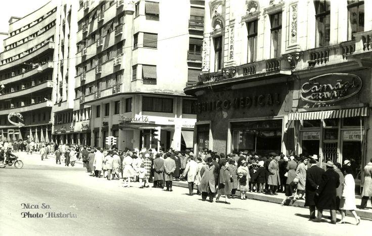 Calea Victoriei, Aprilie 1963