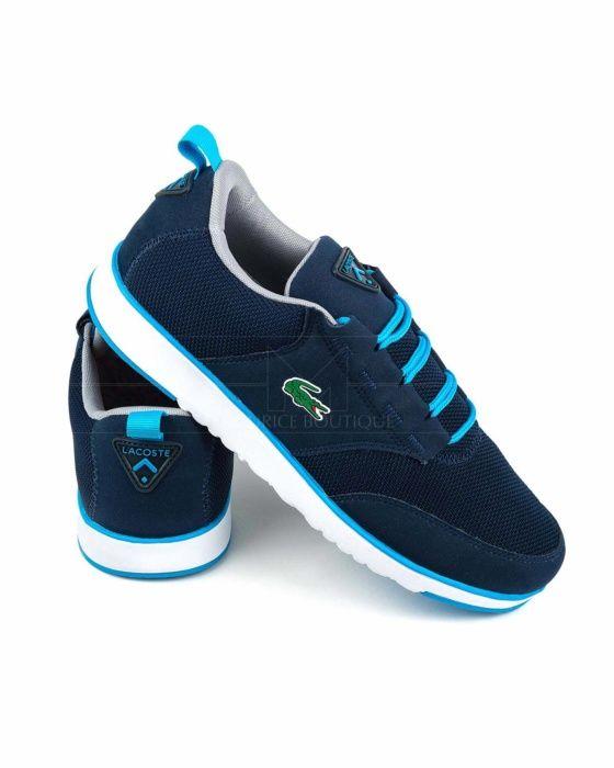 5a369cf4d37a7 Zapatillas Lacoste - Light Azul Zapatillas Casual