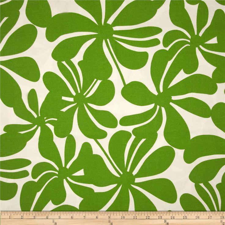 Premier Prints Indoor/Outdoor Twirly Greenage