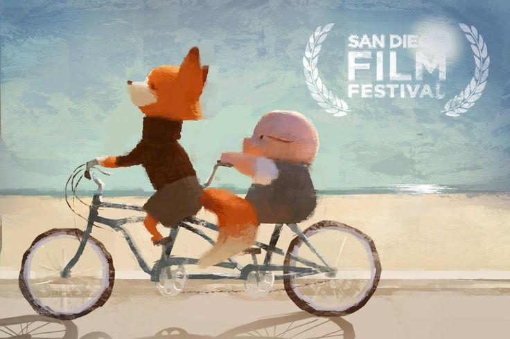 An Animated Film from Robert Kondo and Dice Tsutsumi