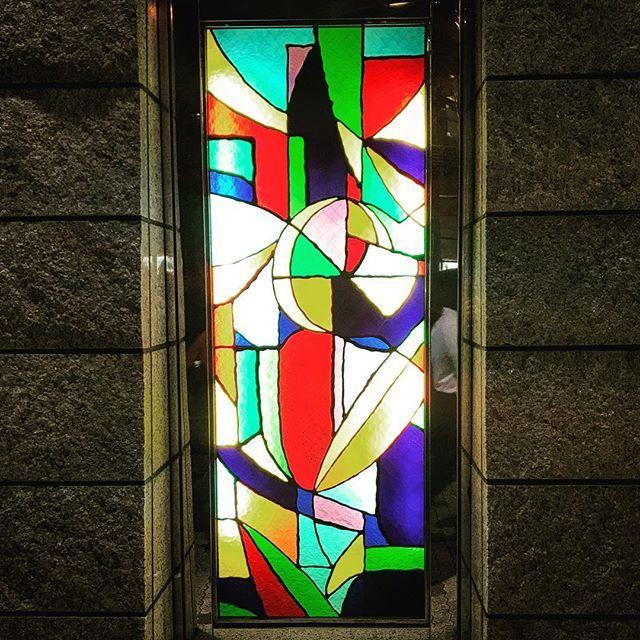 #stainedglass #西新宿 #カラオケ館 #nishishinjuku #sinjuku #新宿