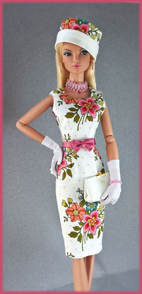 """OOAK Fashions for 16"""" Fashion Royalty/16""""Tulabelle/16""""Poppy parker - With Zipper #Lovefashion"""