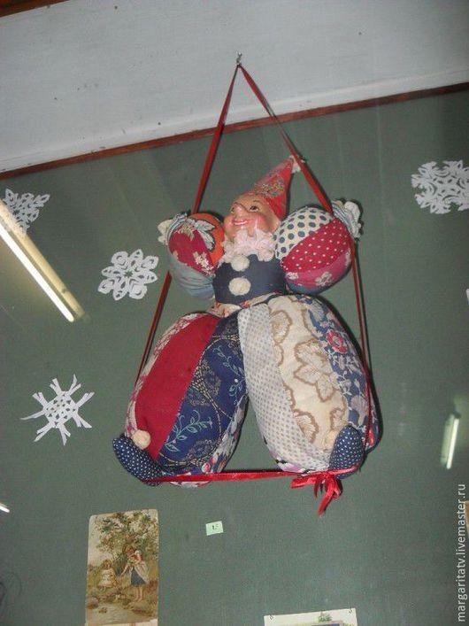 Коллекционные куклы ручной работы. Заказать реставрация куклы Клоуна. Маргарита Кошкош  Авторские куклы (Margaritatv). Ярмарка Мастеров.