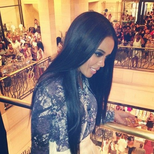 12 best 360 lace frontals images on pinterest 100 human hair angela simmons bone straight hair pmusecretfo Image collections
