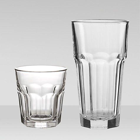 Gibraltar Beer Glasses - 6 no.  Online at johnlewis.com