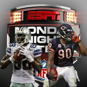 Today in #Chicago: Tickets!!! MONDAY NIGHT FOOTBALL!!! #Bears vs #Cowboys!!!