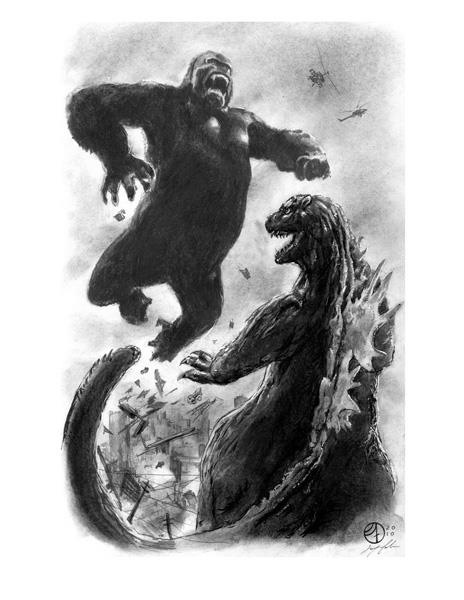 17 best images about king kong and godzilla on pinterest