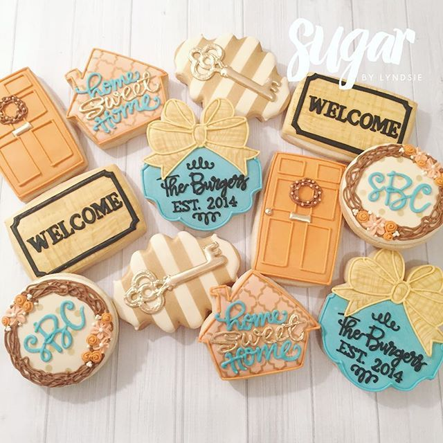 235 Best Homes Moving Welcome Home Decorated Cookies And Cake Pops Images On Pinterest