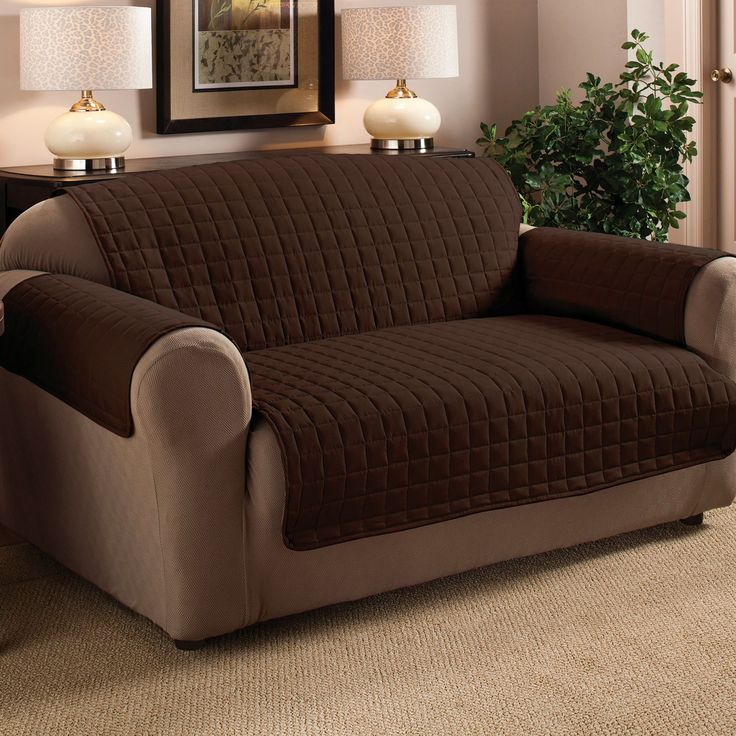 Modern Sectional Sofas Microfiber Pet Furniture Covers with Tuck In Flaps Pet furniture Furniture covers and Sofa covers