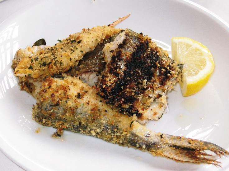 Fish in Umbria