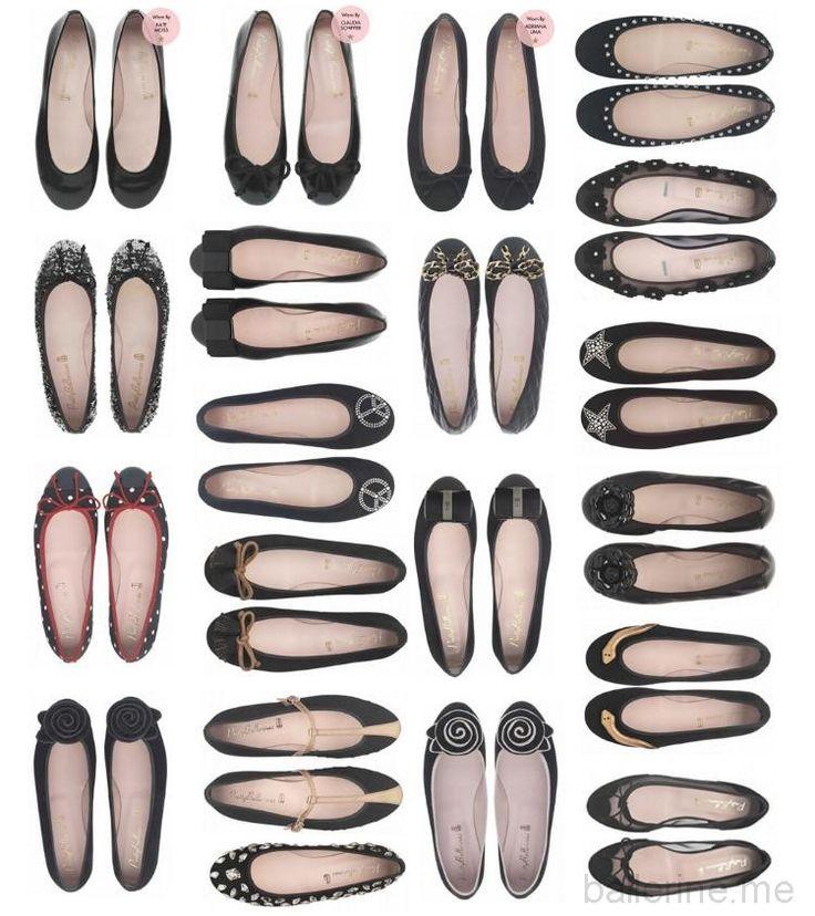 Ballerine classiche nere per tutti i gusti by Pretty Ballerinas