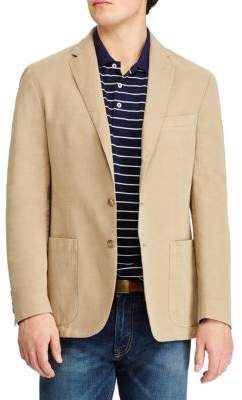 0e898942 Polo Ralph Lauren Morgan Yale Regular-Fit Cotton & Linen Sportcoat ...