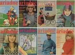 Heel veel nostalgie, deze oude Ariadnes uit 1975.