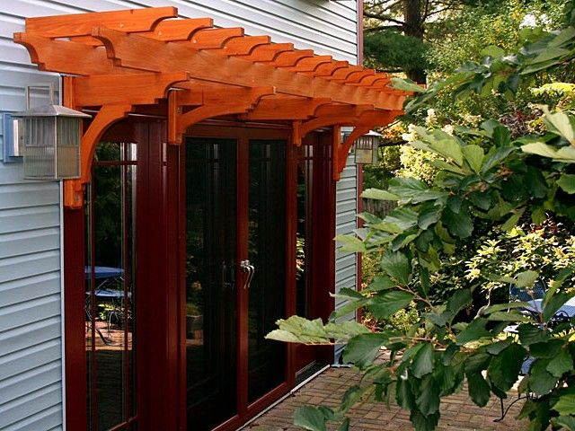 34 Best Window Amp Door Pergolas Images On Pinterest