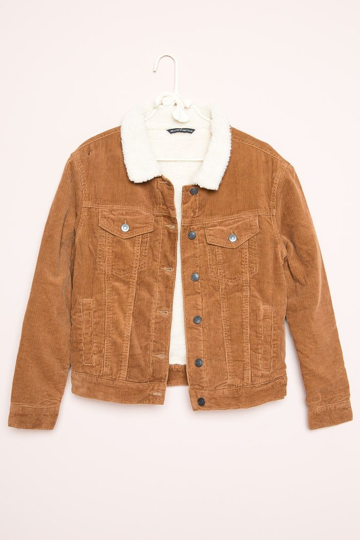 Brandy ♥ Melville   Shaine Corduroy Jacket - Jackets ...