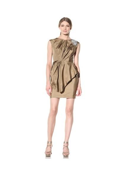 Vera Wang Women's Draped Dress with Jeweled Shoulder Detail, http://www.myhabit.com/ref=cm_sw_r_pi_mh_i?hash=page%3Dd%26dept%3Dwomen%26sale%3DA3UZT818BTX94S%26asin%3DB006X4I9LY%26cAsin%3DB006X4IAGI