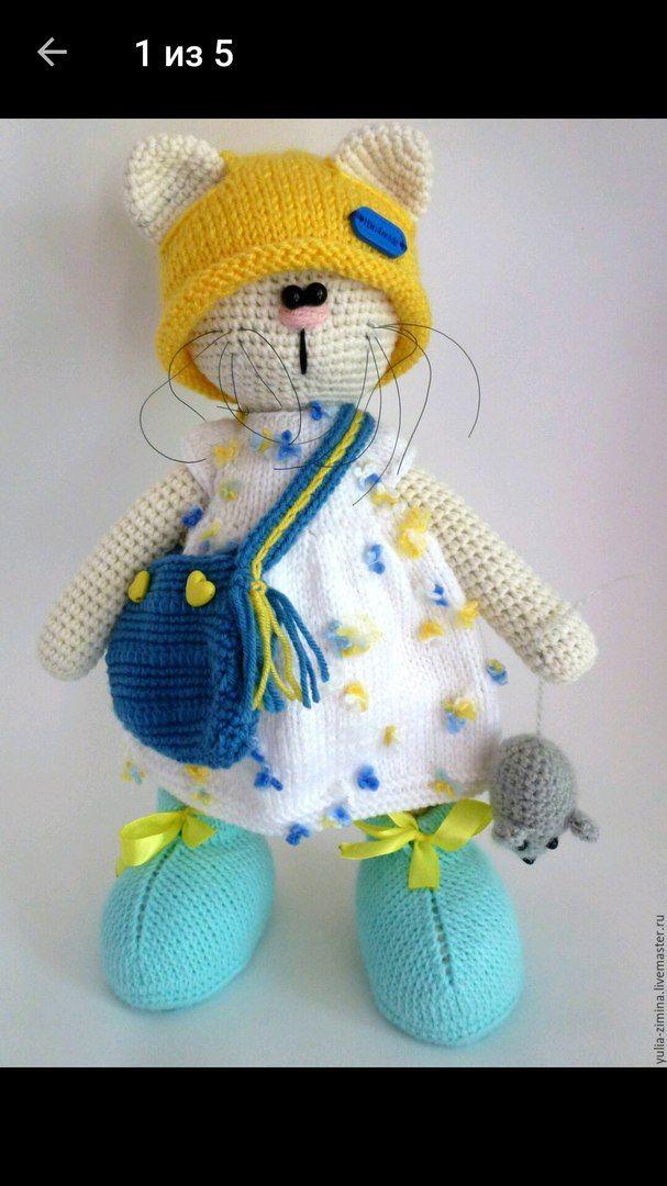 Best 329 Häkeln-Tiere-Puppen ideas on Pinterest | Spielzeug ...