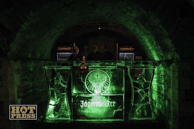 Ice Bar - Jägermeister Promotional Event