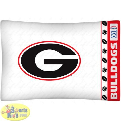 1000 images about georgia bulldogs bedding on pinterest for Georgia bulldog bedroom ideas