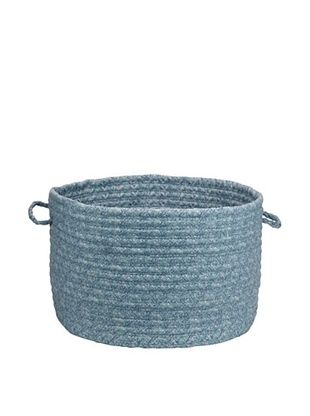 61% OFF Colonial Mills Solid Fabric Print Basket (Pale Blue)