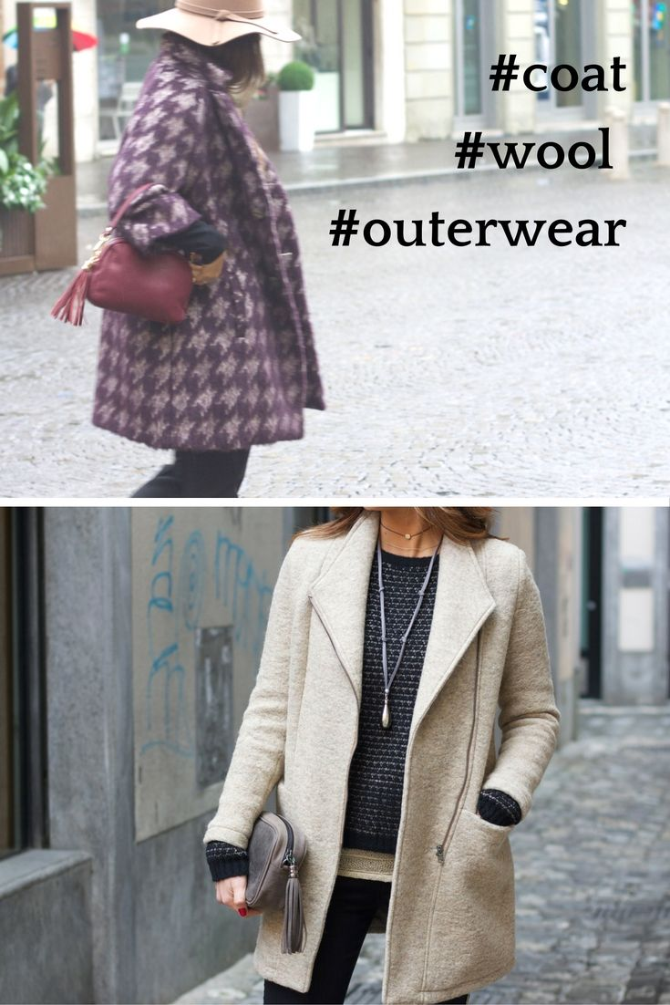 Never forget to be yourself... #coat #wool #outwear #outfit #dress #hat #clothes #girly #fashion #style #italianstyle #yourstyle #streetstyle #shoppingtime #musthave #muststyle #model #Laltrastoria #madeinitaly 🇮🇹 #fallwinter20162017