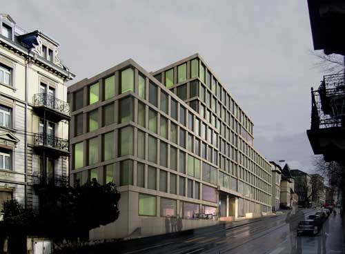 project neubau lee eth enzmann fischer und partner ag architecture grids pinterest. Black Bedroom Furniture Sets. Home Design Ideas