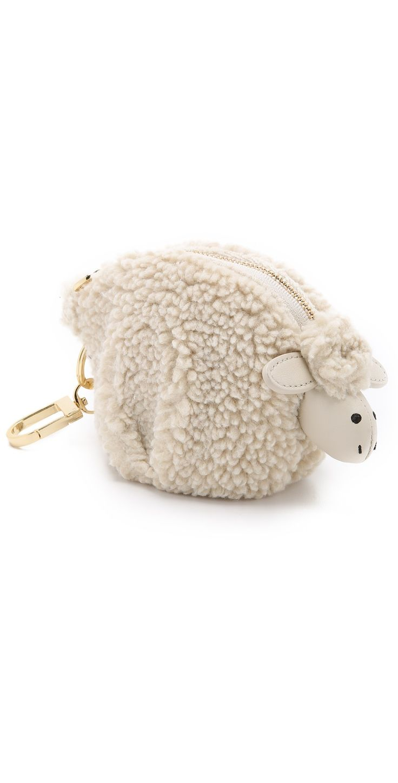 Tory Burch Larry Lamb Pouch Bag Charm | SHOPBOP