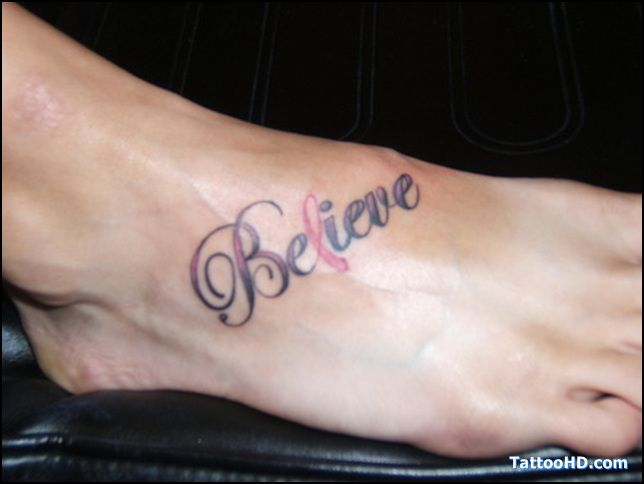 Best 25 pink ribbon tattoos ideas only on pinterest for Pancreatic cancer ribbon tattoos