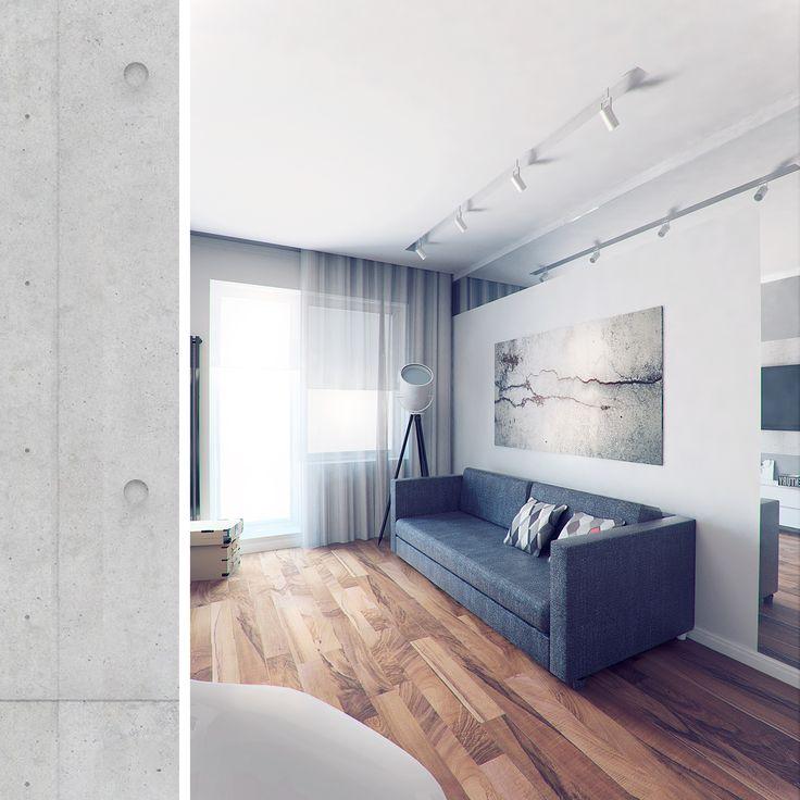Дизайн однокомнатной хрущевки 30м2. Однокомнатная квартира в стиле лофт