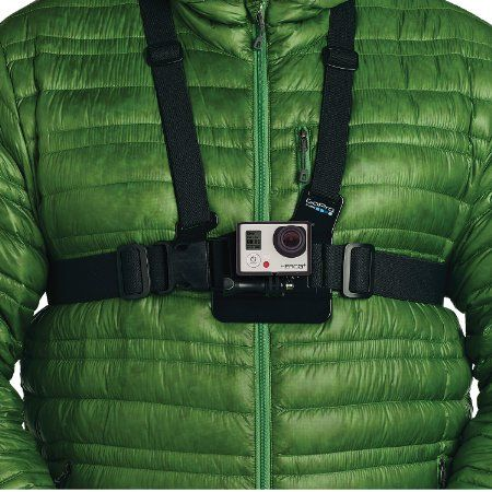 GoPro Chest Mount Harness for HERO Cameras: Camera & Photo #photography #gopro #photos www.michigancreative.org