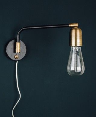 Wall Lights | Industrial, Modern & Classic | Olive & the Fox