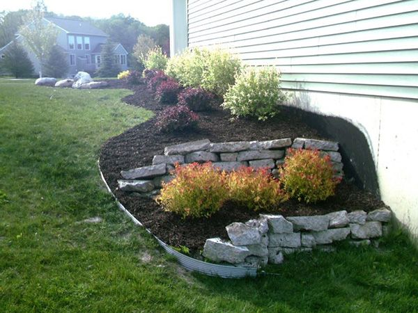 easy lanscaping ideas | 25 Remarkable Low Maintenance Landscaping Ideas - SloDive
