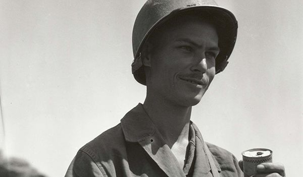 Desmond Doss was a Conscientious Objector and Was Decorated With The Medal of Honor