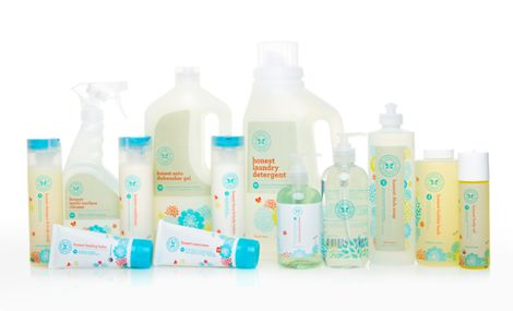 Honest Products - Natural & Non-toxic - The Honest Company    Loving them so far...
