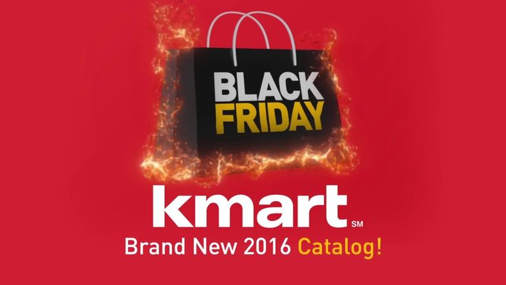 Kmart Black Friday Deals  2016 Ad Leak   #KmartBlackFriday
