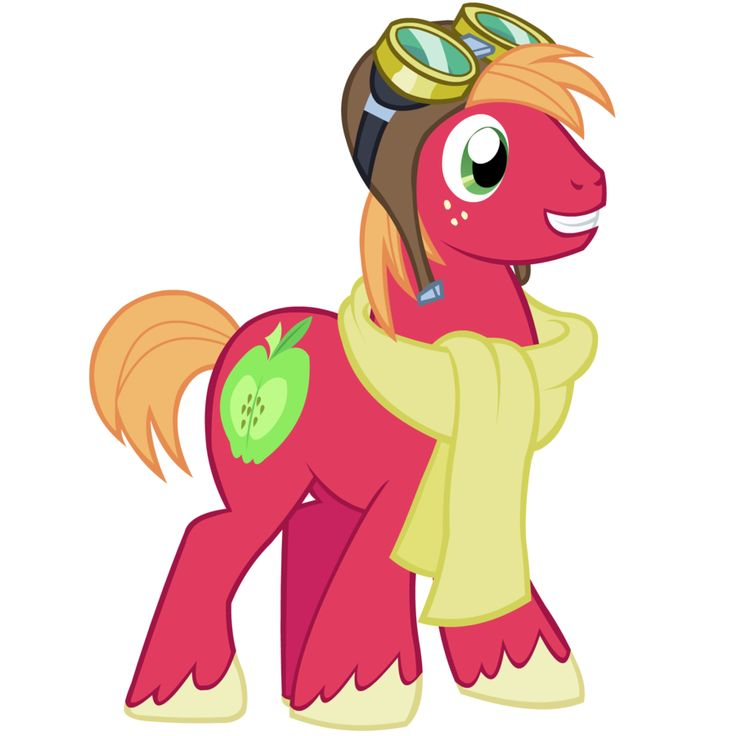 my little pony big mac - Google Search