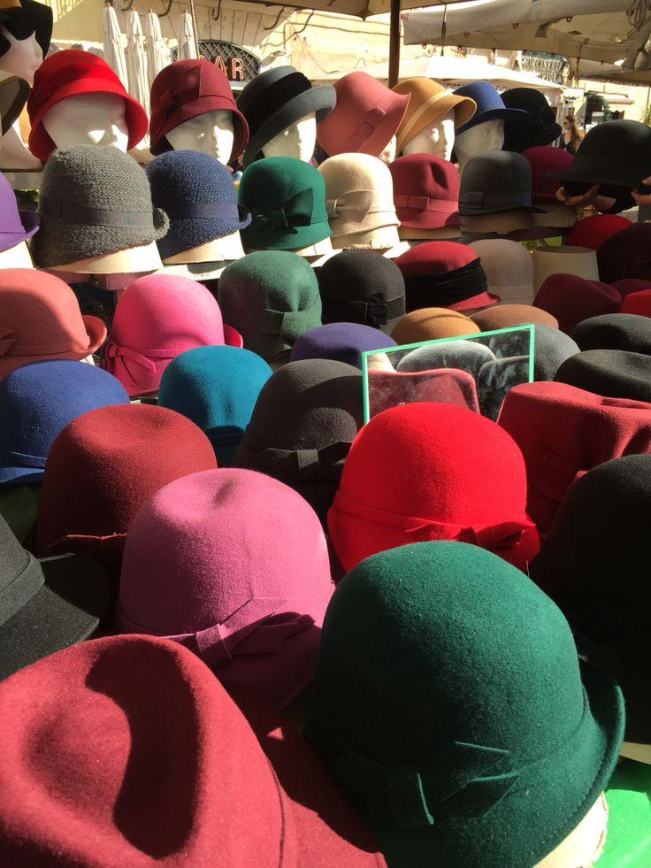 #chapeau #laine #composdefioris #italy #rome #marche #hat