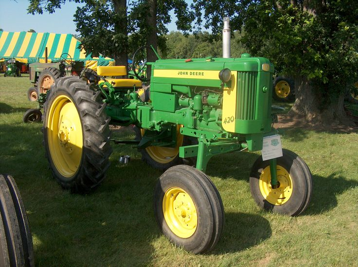 Old Cylinder Tractor : Best images about antique john deere tractors on