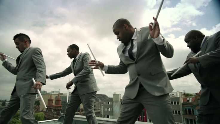 Seeed - German Dancehall music videos playlist kind of has reggae, jazz, spoken word, brass band, etc