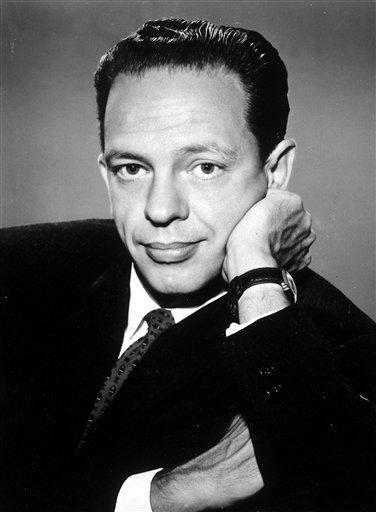 Met Don Knotts in Hollywood.